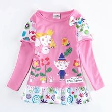 New 2016 girls t-shirts nova baby t-shirt for girls autumn/spring sweetly t shirt roupas infantis children girls clothes F4516 //Price: $US $5.94 & FREE Shipping //     #woman