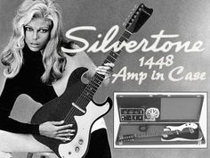 Groovy vintage ads for classic guitars | Dangerous Minds