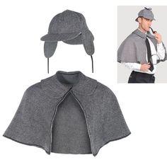 Sherlock Holmes Accessory Kit