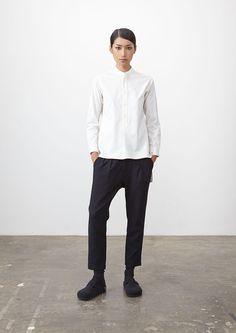Parchment Nevin Shirt, Jacquard Standard Pant