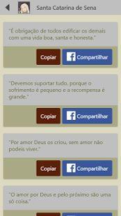 Frases Católicas: miniatura da captura de tela