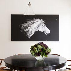 Majestic mare artwork