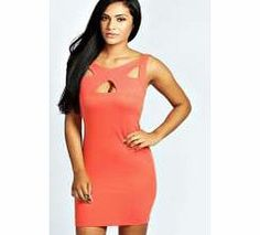 boohoo Carrie Cut Out Detail Bodycon Dress - orange Be a bodycon babe in this killer cut out detail party dress . Add some attitude with punk-inspired platform heels , a hot hologram clutch and an arm stacked high with bejewelled bracelets . http://www.comparestoreprices.co.uk/dresses/boohoo-carrie-cut-out-detail-bodycon-dress--orange.asp
