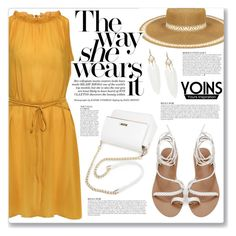 """yoins 116"" by myduza-and-koteczka ❤ liked on Polyvore featuring Anja"