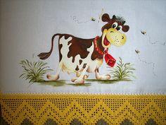 Pintura em tecido by Marguitta, via Flickr