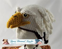 Wow!  This crochet pattern is awesome!  This etsy seller is very talented!