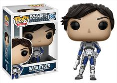 Funko Game Pop! Mass Effect Andromeda - Sara Ryder #185