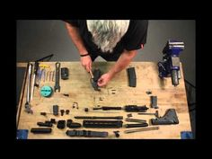 Build Your Own AR15 - YouTube