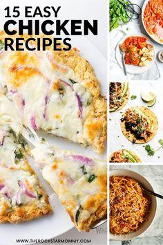 Chicken Tuna Salad Recipe, Yummy Chicken Recipes, Yummy Recipes, Tasty, Yummy Food, Salad Recipes, Mashed Potatoes, Cooking Recipes, Meals
