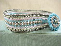 How to Make a cubed herringbone bracelet « Jewelry