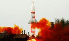 पृथ्वी-2 मिसाइल का कामयाब परीक्षण, सेना ने किया यूजर ट्रायल