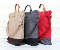 Leather Handle, Leather Bag, Men's Totes, Bag Women, Black Tote, Handmade Bags, Laptop Bag, Canvas Tote Bags, Macbook