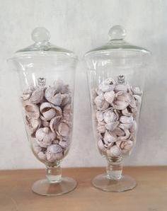 Beetal pods white wash decoratie materiaal - 5252570006547 - Avantius