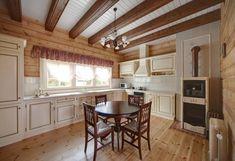 белая кухня в русском стиле - Поиск в Google