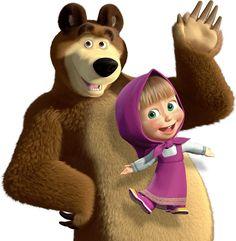 masha y el oso casa - Buscar con Google