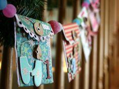 Advent Calendar Ideas - Christmas Countdowns | HGTV Design Blog – Design Happens