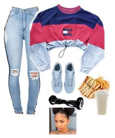 """Untitled #117"" by baby-boogaloo on Polyvore featuring adidas"