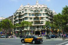Descubra el Modernismo en Barcelona con SIXT - http://sixt.info/Sixt-Viajar