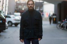 What Milan's Best Dressed Men Are Wearing to Fashion Week