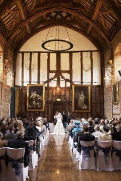 Hatfield House Wedding Venue Hertfordshire
