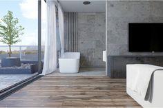 Idea dormitorio+baño!!!!!!!!!!