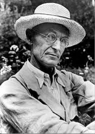 """HERMAN HESSE. """"People with courage and character always seem sinister to the rest."""""""
