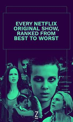While some shows continuously make the headlines, there are many underrated gems that are ripe for binge-watching. To help you figure out which Netflix originals are worth your time, weve ranked them from best to worst. Netflix And Chill, Netflix Movies, Shows On Netflix, Movie Tv, Netflix Documentaries, Best Of Netflix, Movie List, Movies Showing, Movies And Tv Shows