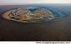 Oasis en el desierto del Sahara imagenesgraciosas9.com