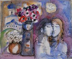 Love In Russia, by Lydia Corbett (Sylvette Davide)