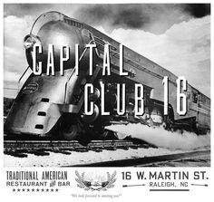 Capital Club 16 | Raleigh, N.C.