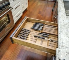 8 Sharp Choices for Kitchen Knife Storage (Cultivate.com)