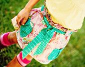 Sophia Paper Bag Skirt PDF Sewing Pattern Includes Sizes Newborn up to 14