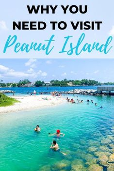 5 Reasons To Visit Peanut Island In West Palm Beach Florida - Beach Life Bliss