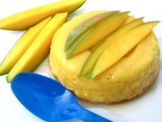 Mango Flan (Flan de Mango) | My Colombian Recipes