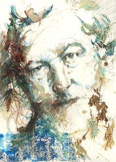 Floral Bodies, Meet The Artist, Nice, Drawings, Painting, Painting Art, Sketches, Paintings, Drawing