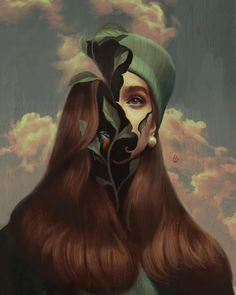 pencil drawings - Illustration Art by Aykut Aydoğdu Aykut Aydoğdu, Turkey is an artist born in 1986 in Ankara Aydoğdu, who has worked on art Continue Reading → View Website illustration illustrationart iilustrationdesign iilustrationartdrawing illust Surealism Art, Bd Art, Arte Sketchbook, Digital Art Girl, Arte Pop, Surreal Art, Aesthetic Art, Oeuvre D'art, Art Inspo
