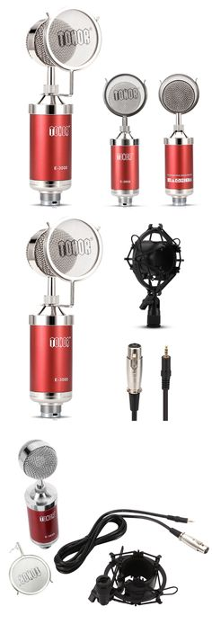 Tonor TN12000480RE XLR Condenser Microphones Style, Outfits