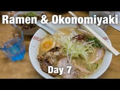 Incredible Ramen in Osaka with mark weins famous cook in thai food videos