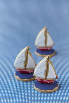 Boat cookie