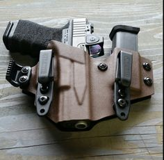 Our Annex 1 piece holster system is designed to have ultimate adjust-ability for the user. Ride height, Retention and Magazine orientation can all be adjust. Tactical Survival, Tactical Knives, Tactical Gear, Tactical Equipment, Spy Equipment, Survival Weapons, Guns And Ammo, Weapons Guns, Kydex Holster