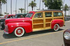 Woody Wagon   Ford woody wagon   Kustoms & Leadsleds