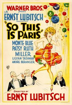 So This Is Paris (1926)
