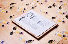Estudio Yeyé / Estudio YY is a mexican design studio based in Chihuahua. Mexican Designs, Restaurant Branding, Hospitality Design, Menu Design, Typography, Graphic Design, Amp, Food Menu, Graphics