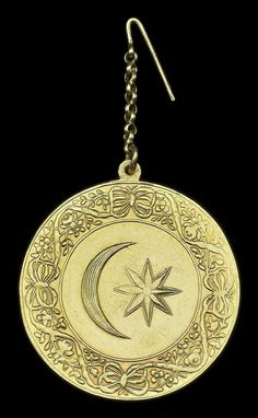 SULTAN'S MEDAL FOR EGYPT, GOLD, 36MM, 1801 (Osmanlı Mısır Madalya)