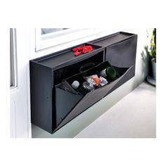 KARDORNA Einsatz für Abfalltrennung, 3er-Set  - IKEA