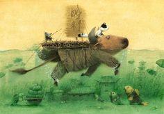 Animalarium: Bologna finds - Igor Oleynikov
