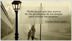 Las 20 mejores frases de Carlos Ruiz Zafón ~ El Club de los Libros Perdidos