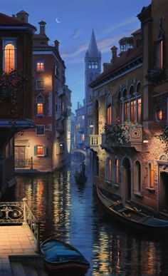Venice, Italy ~ the floating city!