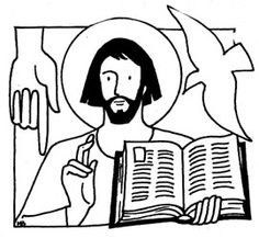 Jesus Drawings, Catechism, Bible Crafts, Blessed, Faith, Symbols, Google, Bible, Coloring Pages