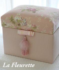 桐箱レッスン~Part2~の画像 | 布のインテリア*La Fleurette の Diary